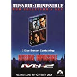 Mission Impossible 1 & 2 Box