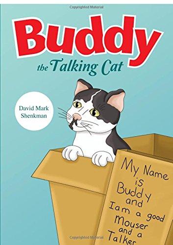 Buddy the Talking Cat