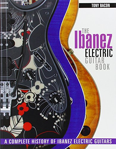 The ibanez electric guitar book guitare