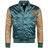 PUMA Padded Baseball Jacket Herren College Jacke 561754-02