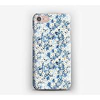 Funda para el iPhone 7, 7+, 6S, 6, 6S+, 6+, 5C, 5, 5S, 5SE, 4S, 4 Liberty Mitsi Baby blue