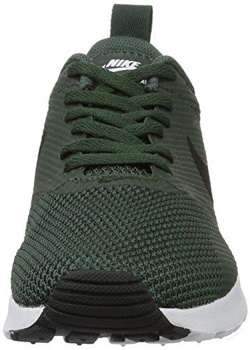 Nike Men 705149-305 Sneakers, Verde Verde (boschetto Verde / Nero / Bianco)