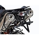 KTM 990 Supermoto SM-R / SM-T BJ 2008-13 Kennzeichenhalter Kennzeichenträger Nummernschild Halter / Halteplatte (inkl. Kennzeichenbeleuchtung und Rückstrahler)