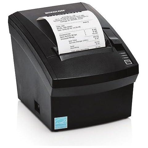 Bixolon SRP-330IICOSK Bixolon, SRP-330II, Printer, Ser, Usb, Black, Auto Cutter, Power Supply Inc, 3 Year