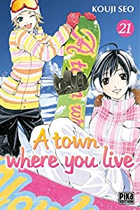 A town where you live Edition simple Tome 21