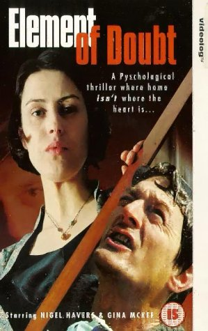 Preisvergleich Produktbild Element of Doubt [VHS] [UK Import]