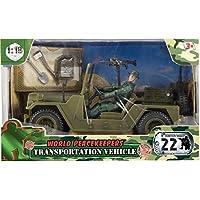 World Peacekeepers Military Vehicle