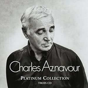 Platinum Collection : Charles Aznavour (Coffret 3 CD)