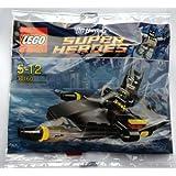 LEGO DC Universe Super Heroes Set #30160 Batman Jetski Bagged