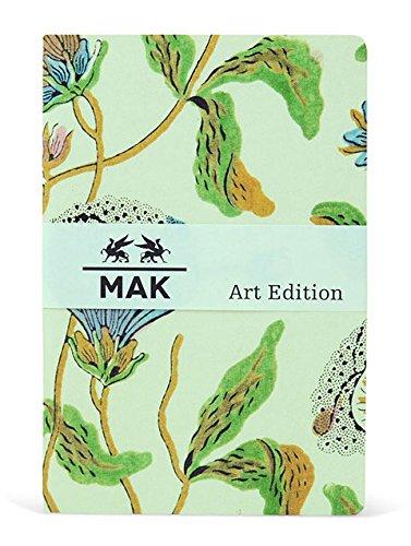 Notizblock MAK Art Edition - Biedermeier - passend für Grand Voyageur (2 Stück)