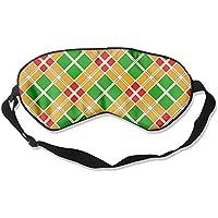 Colorful Geometric Pattern Clipart Sleep Eyes Masks - Comfortable Sleeping Mask Eye Cover For Travelling Night... preisvergleich bei billige-tabletten.eu