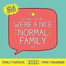 Happy Jackson 2020 Family Organiser Calendar - Official Square Wall Format Calendar