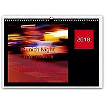 "Kalender ""Munich Night Impressions 2018"""