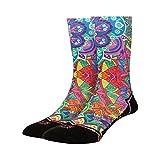 LUF SOX Classics Mindio - Socken für Damen und Herren, Unisex-Größe 36-40 und 41-46, mehrfarbig, Ferse und Fußspitze leicht gepolstert
