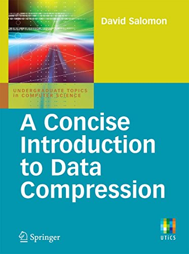 A Concise Introduction to Data Compression (Undergraduate Topics in Computer Science) (English Edition)