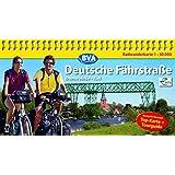 Kompakt-Spiralo BVA Deutsche Fährstraße Bremervörde-Kiel Radwanderkarte 1:50.000