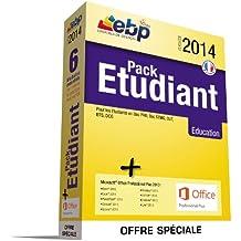 EBP Pack Etudiant 2014 - Offre Spéciale MS 2013