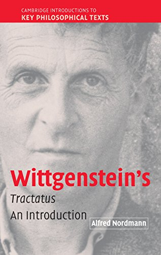 Wittgenstein's Tractatus: An Introduction (Cambridge Introductions to Key Philosophical Texts) (English Edition)