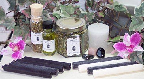 Raven Moonlight Banishment Spell Kit (Öl Verbannen)
