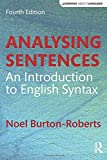 Analysing Sentences:...