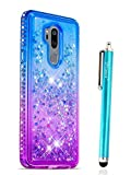 Glitter Case for LG G7/LG G7 ThinQ, Cattech Liquid
