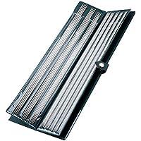 11 taglie 44Pz Ferri da maglia a doppia punta in acciaio inossidabile set in astuccio artigianale set di aghi per maglione diritto 1,5 mm-5 mm 9,8/14,1 pollici(36cm)