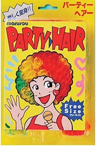Round Round Round Sou party hair rainbow (japan import) B000QTKXYS c791a9