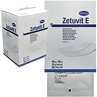 ZETUVIT E steril Zellstoff Erste Hilfe Wunde Verletzungen absorbierende Kompressen–10cm x 10cm–(25Stück) preisvergleich bei billige-tabletten.eu
