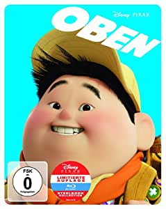 Oben - Steelbook [Blu-ray] [Limited Edition]