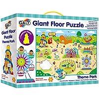 Galt Toys Giant Floor Puzzles-Theme Park