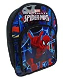 Picture Of Spiderman Children's Backpack, 32 cm, 9 Liters, Black SPID001171