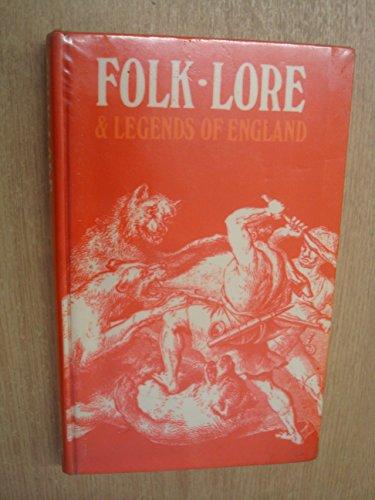 Folk-lore and legends, English