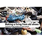 Making a living from old shoes : Tanzanian street vendors as urban experts