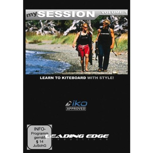 My Session Vol. 1 - Learn to Kiteboard with Style