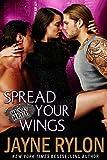 Spread Your Wings (Men in Blue Book 4)