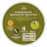 Morrisons Parmigiano Reggiano Shavings Cheese, 100g