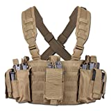 Rothco Chest Rig Operators Tactical Coyote