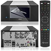 Xtrend ET 8500 HD Receiver PVR Ready mit Festplatte Schacht LCD Display 2 x DVB-S2 Sat Tuner mit Anadol® HDMI Kabel