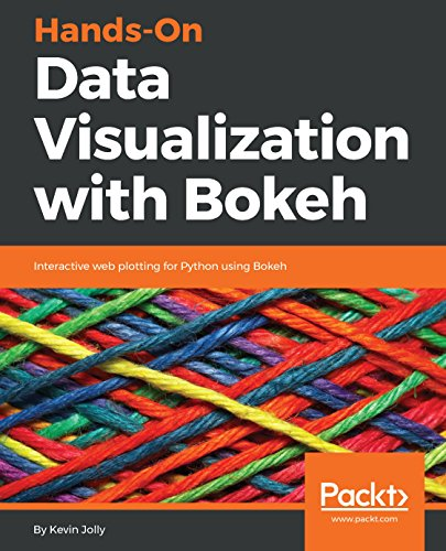 Hands-On Data Visualization with Bokeh: Interactive web plotting for Python using Bokeh (English Edition) por Kevin Jolly