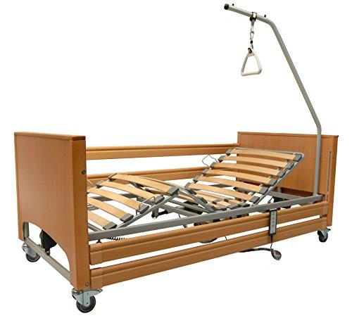 Schlichter Möbel Pflegebett PB 331″ inkl. Motor 90 x 200