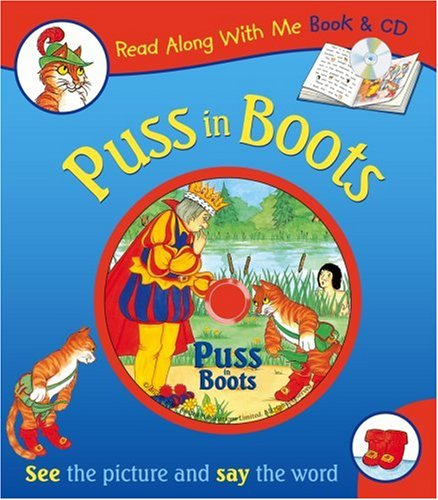 Puss in Boots (Read Along with Me Book & CD)