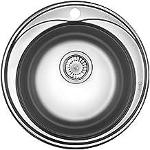 Suchergebnis auf Amazon.de für: runde spüle   {Spülbecken rund 50}
