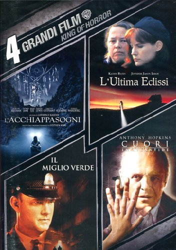 4 grandi film King of horror