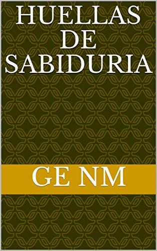 Descargar Libro HUELLAS DE SABIDURIA de Gle Nm.