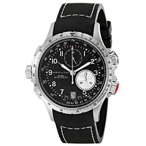 hamilton-herren-armbanduhr-xl-analog-automatik-edelstahl-h77612333