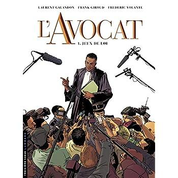 L'Avocat  - tome 1 - Jeux de loi