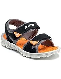 Lotto - Sandalias de vestir de Material Sintético para niño