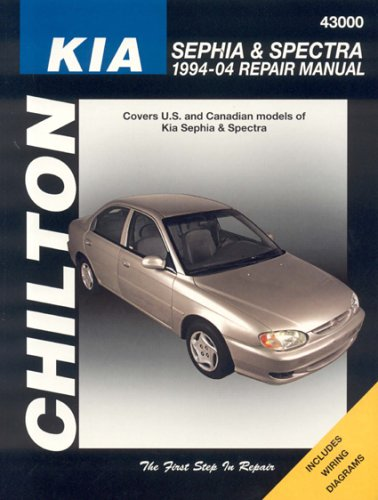 kia-sephia-spectra-1994-04-repair-manual-chiltons-total-car-care-repair-manuals