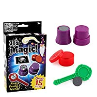 Carry-stone-Premium-Qualitt-1-Satz-Zauberrequisiten-Close-Up-Stage-Magic-Toy-fr-Kinder-Kinder-gehren-Money-Factory-The-Coin-Peddle-und-The-Magic-Coin-Trick