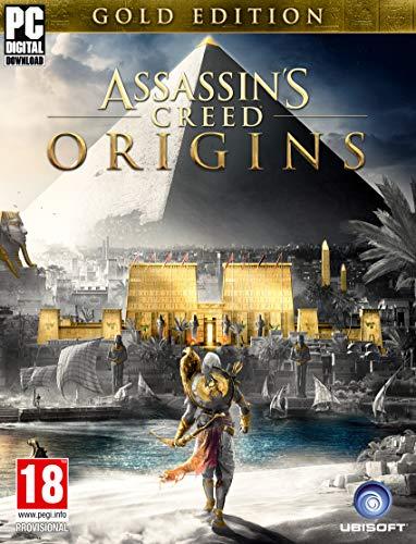Assassin's Creed Origins | Uplay - Gold Edition | Código Uplay para PC